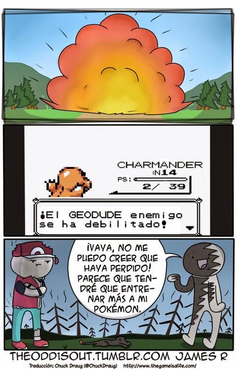 Lógica Pokemon: Autodestrucción