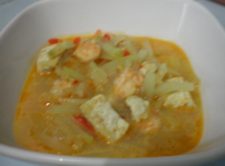 Pucuk labu besi masak santan (masakan khas ende,nusa tenggara timur. Resep Masak Sehari Hari Resep Sayur Labu Siam Santan Kuning Pedas