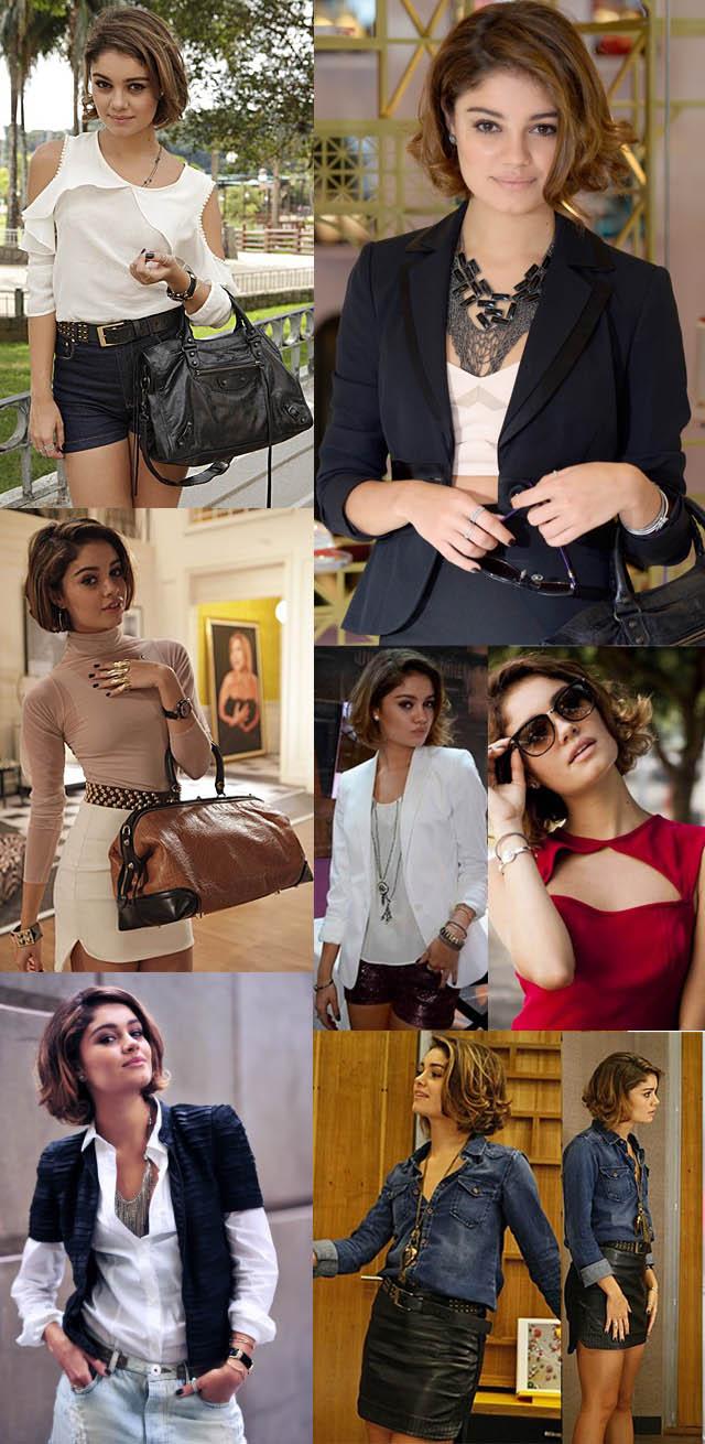 GOSTO DE AMORA-amora campana-sangue bom-novela das sete-bento-sophie charlotte-luxury-looks-o estilo de amora campana-estilo casual chic-estilo de novela