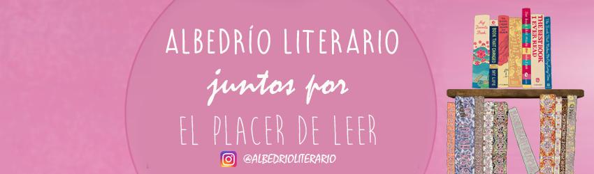 ALBEDRÍO LITERARIO
