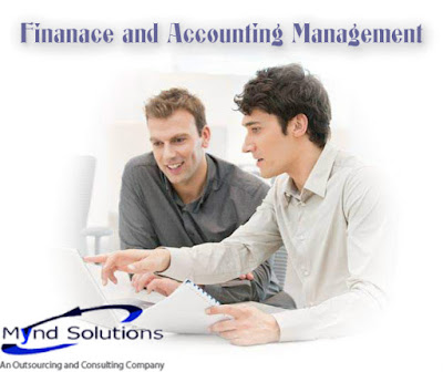 Finance and accounts management companies