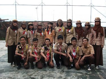 """Foto saat PENERIMAAN TAMU AMBALAN """"17 Agustus 2010"""