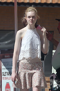 Elle Fanning HD Wallpapers