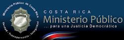 MINISTERIO PUBLICO PODER JUDICIAL COSTA RICA ICIAL