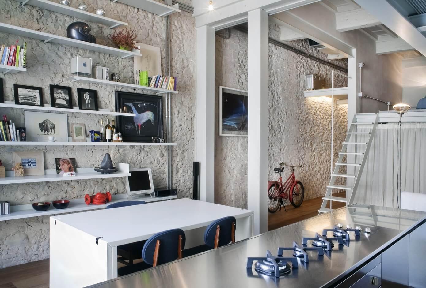 Decoracion Loft Moderno ~  Decoraci?n, Dise?o y Muebles Un moderno loft en Florencia