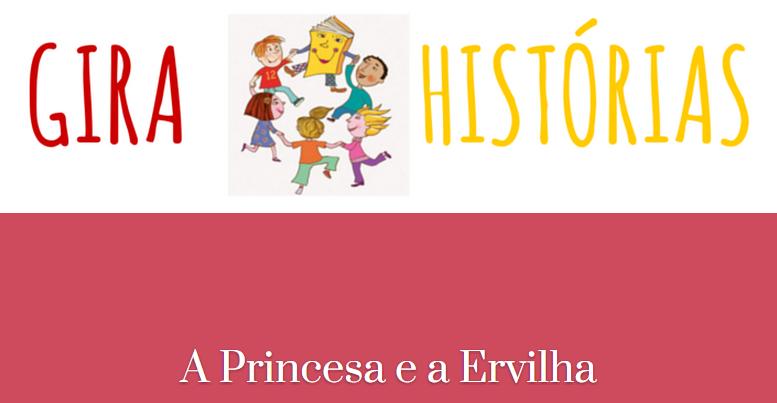 GIRAHISTÓRIA #2 _ A Pincesa e a Ervilha