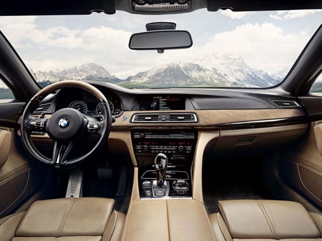 BMW Pininfarina Gran Lusso Coupe 2013 interior