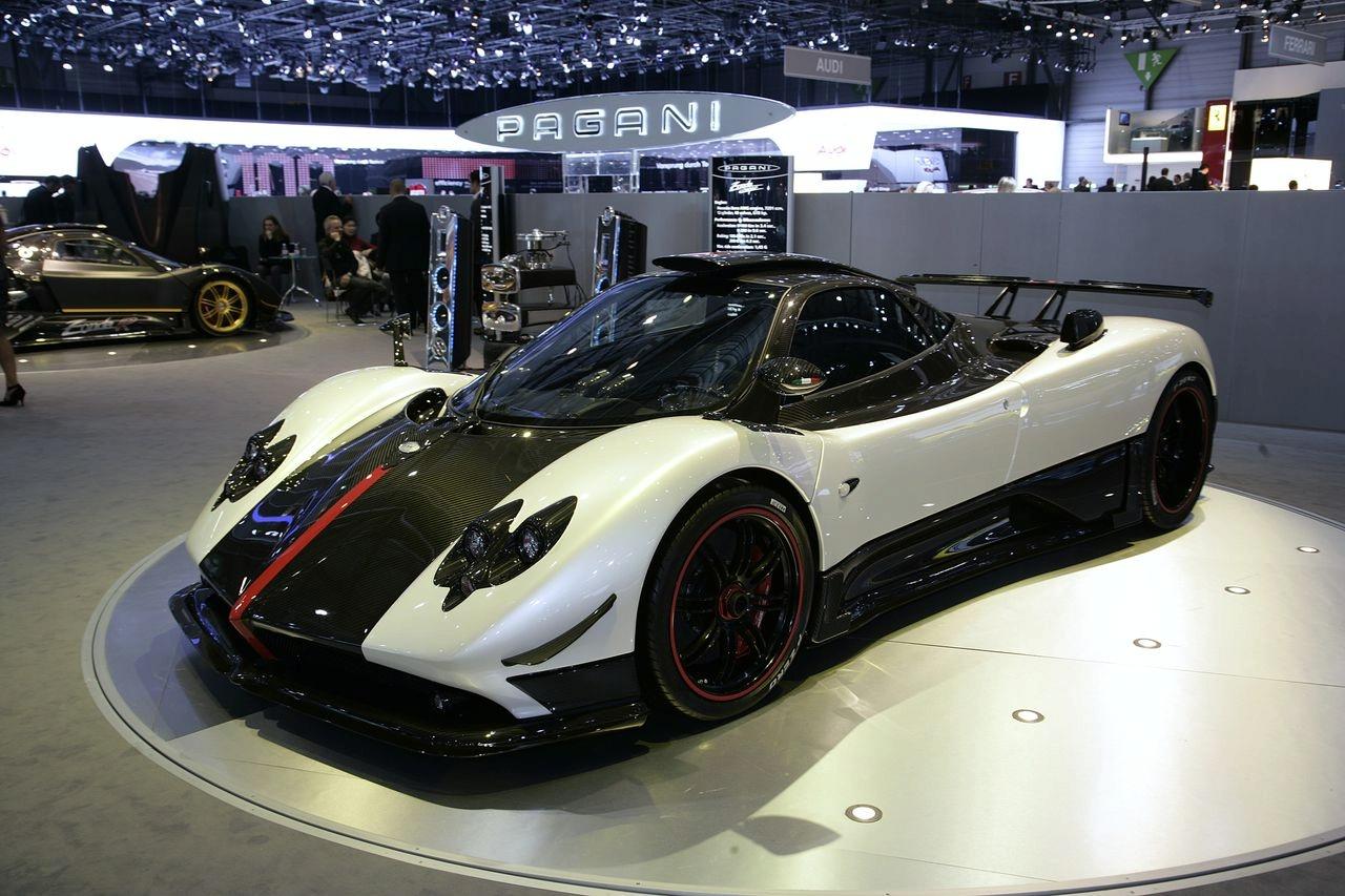 Sports Car World || Meet Your Desires: Pagani Zonda F