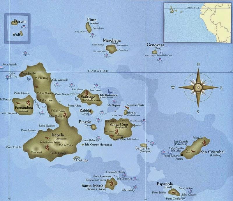 Visita Islas del Mundo