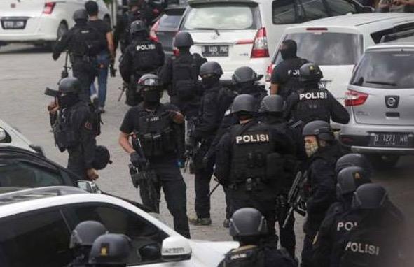 Saksi Ceritakan Detik Cemas Letupan Bom di Jakarta