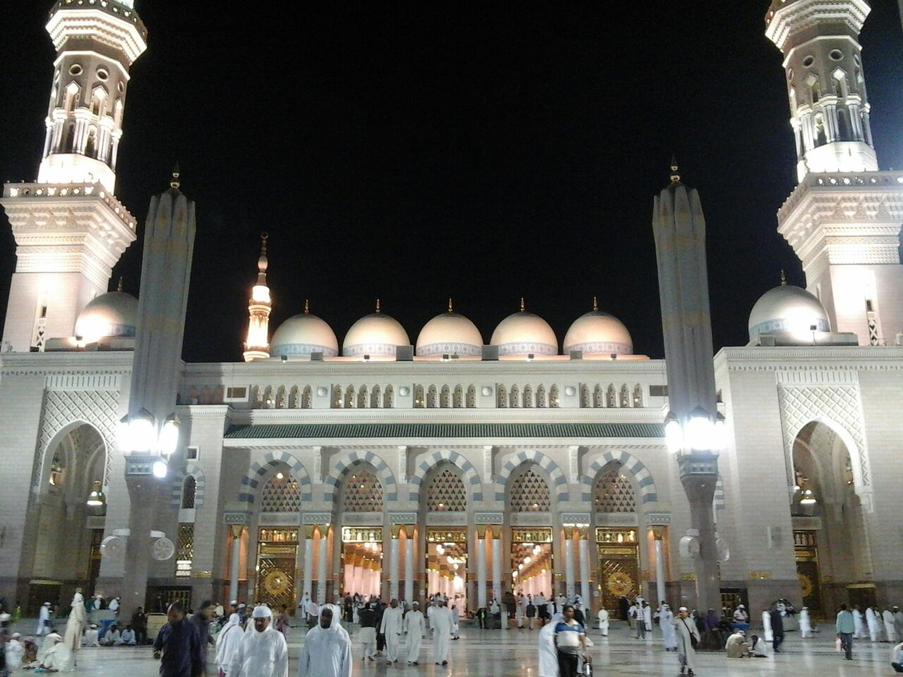 Saudi Arabia - Madinah 2014