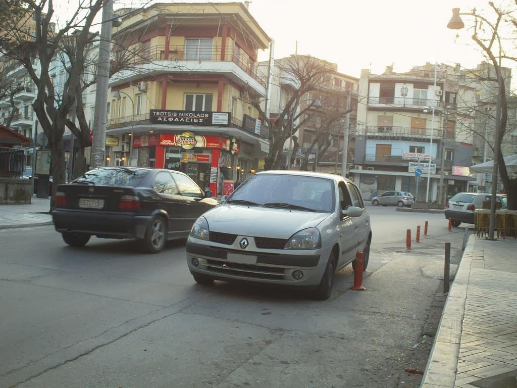 edessa parking