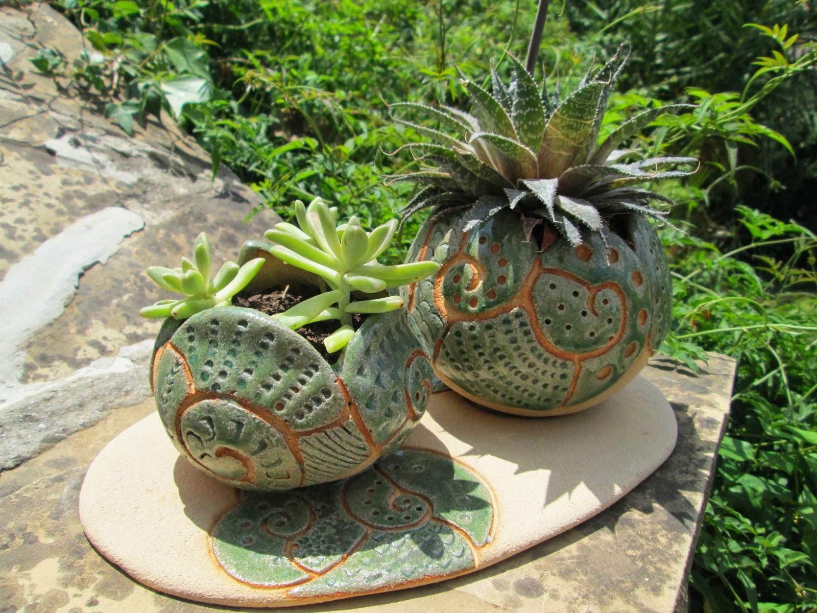 macetas para cactus, macetas para crasas, macetas para suculentas, decoracion jardin, decoración rustica, macetas para el jardin, tendencias en decoracion de jardines, decoracion jardin, macetas decoradas