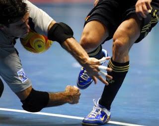 Material: Treinamento Físico para Goleiros de Futsal/Futebol