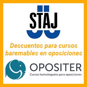 Acuerdo STAJ - OPOSITER