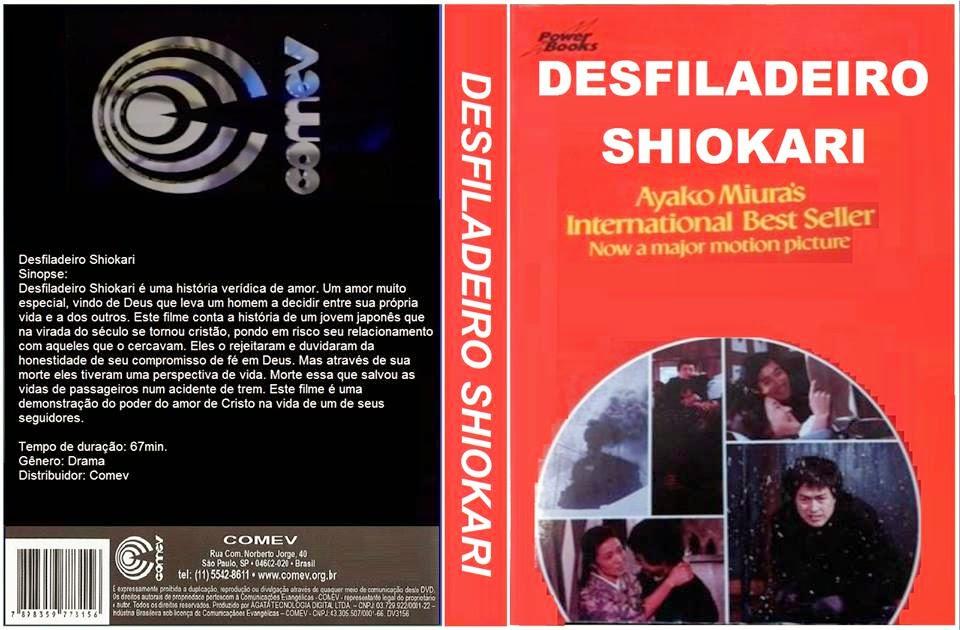 Filme - Desfiladeiro Shiokari  - Dublado