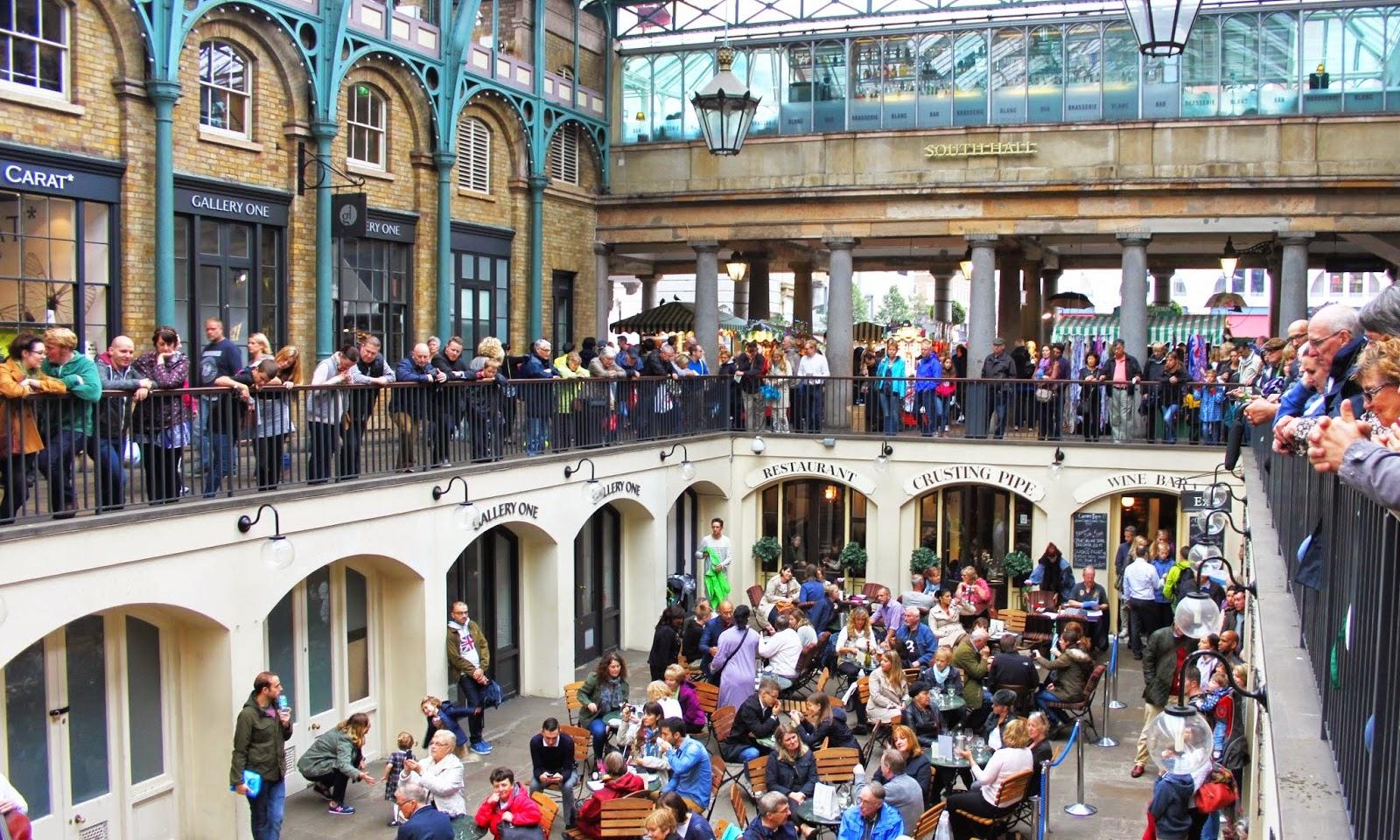 Clashing Time Talks Covent Garden