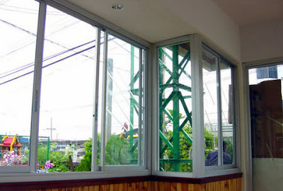 cửa sổ nhôm kính 7