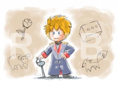 """Frases do Livro """"O Pequeno Príncipe"""""""