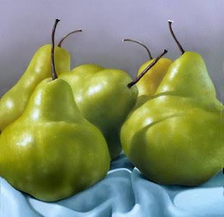 Canastas con Frutas Tropicales Bodegones