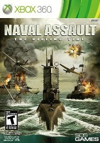 Naval Assault: The Killing Tide – XBox 360
