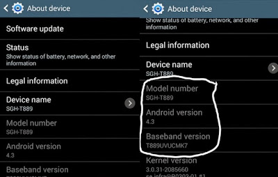 T-Mobile Galaxy Note 2 Android 4.3 JellyBean update arrived
