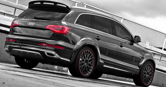 65991 project+kahn+audi+q7+1 Project Kahn Modernisation For Audi Q7 2012