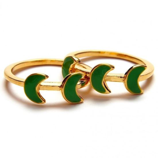 Dallas + Carlos Fern Rings