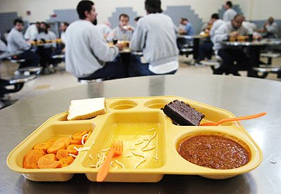 BAD LAWYER: Prison Food: Federal Prison Employee Gets 6 Years in ...