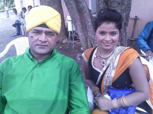 Dildar Sajana Bhojpuri Movie Shooting pic
