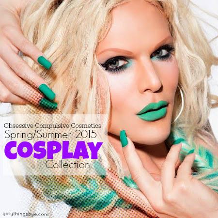 Obsessive Compulsive Cosmetics, Cosplay