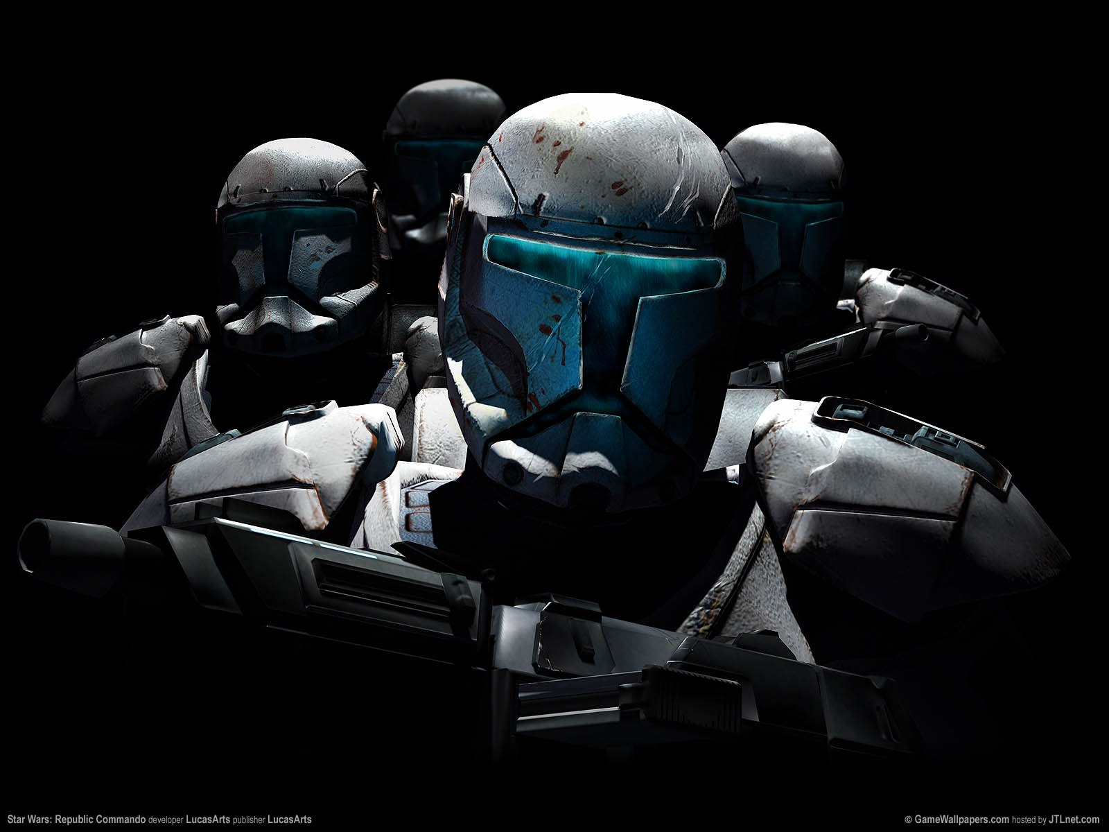 Star wars republic commando order 66 - 6449