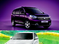 Perbandingan Renault Lodgy dengan Toyota Innova