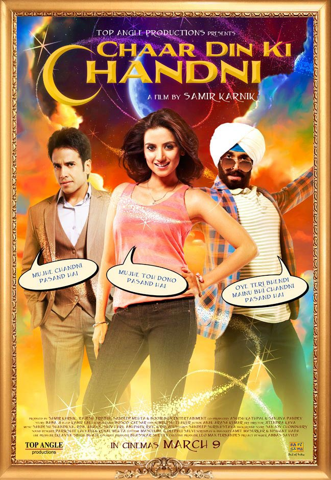 Chandni Movie Chaar Din Ki Ch...
