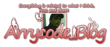 ArryCode_Blog