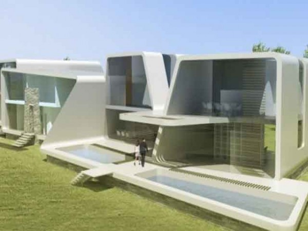 Cyprus Modern Homes Designs
