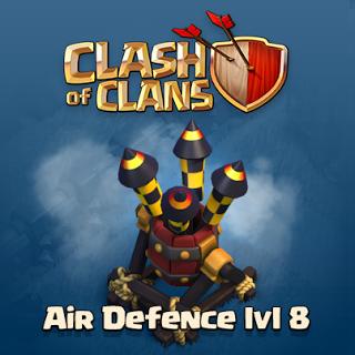 defensive building clash of clans