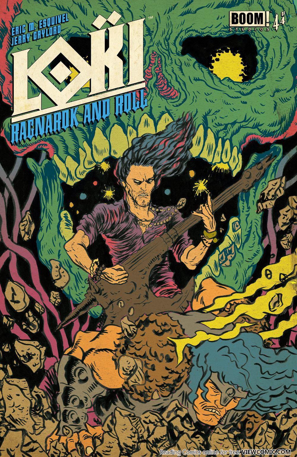 Loki – Ragnarok and Roll