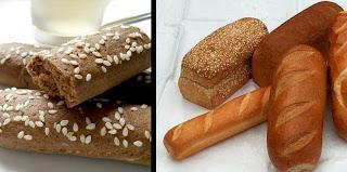 Roti gambang vs Roti Barat