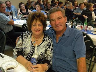 Fondateurs du parc Héritage Village, M. Fernand Larose et Mme. Claire Larose