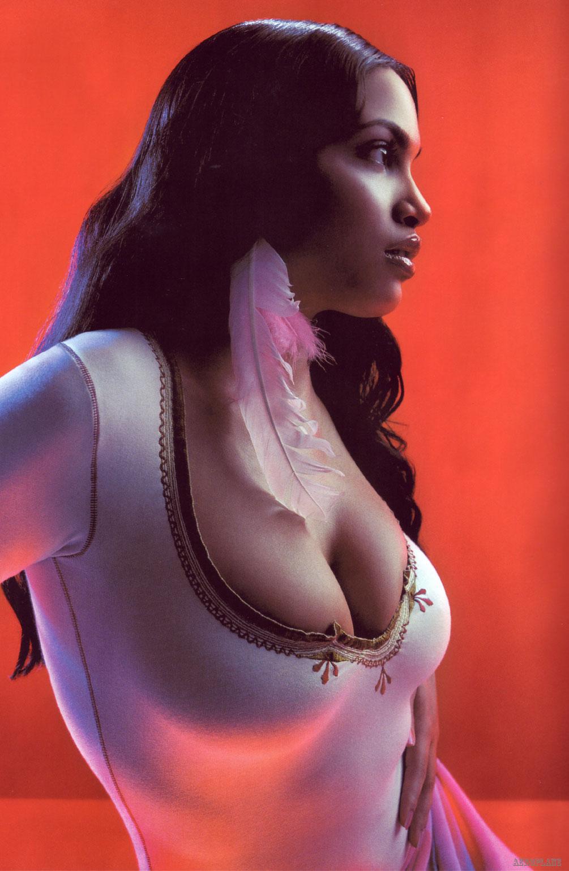 My Favorite Puerto Rican: Rosario Dawson