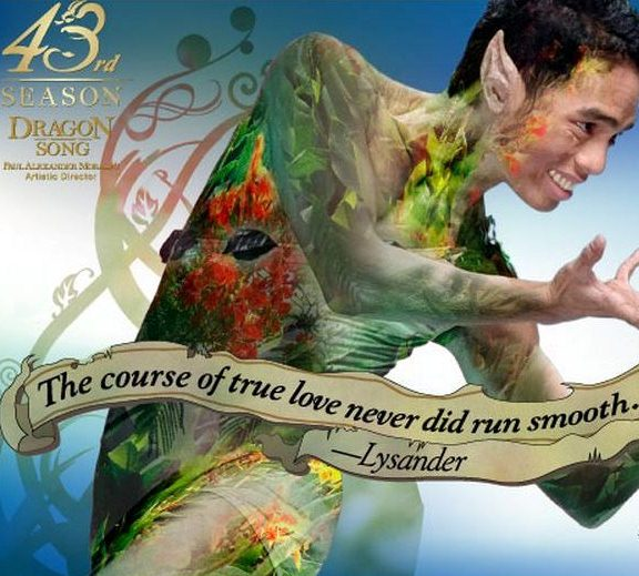 Ballet Philippines Opens A MIDSUMMER NIGHT'S DREAM Friday, 2/15