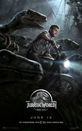 ตัวอย่างหนังใหม่ : Jurassic World (จูราสสิค เวิลด์) ตัวอย่างที่ 2 ซับไทย poster 5