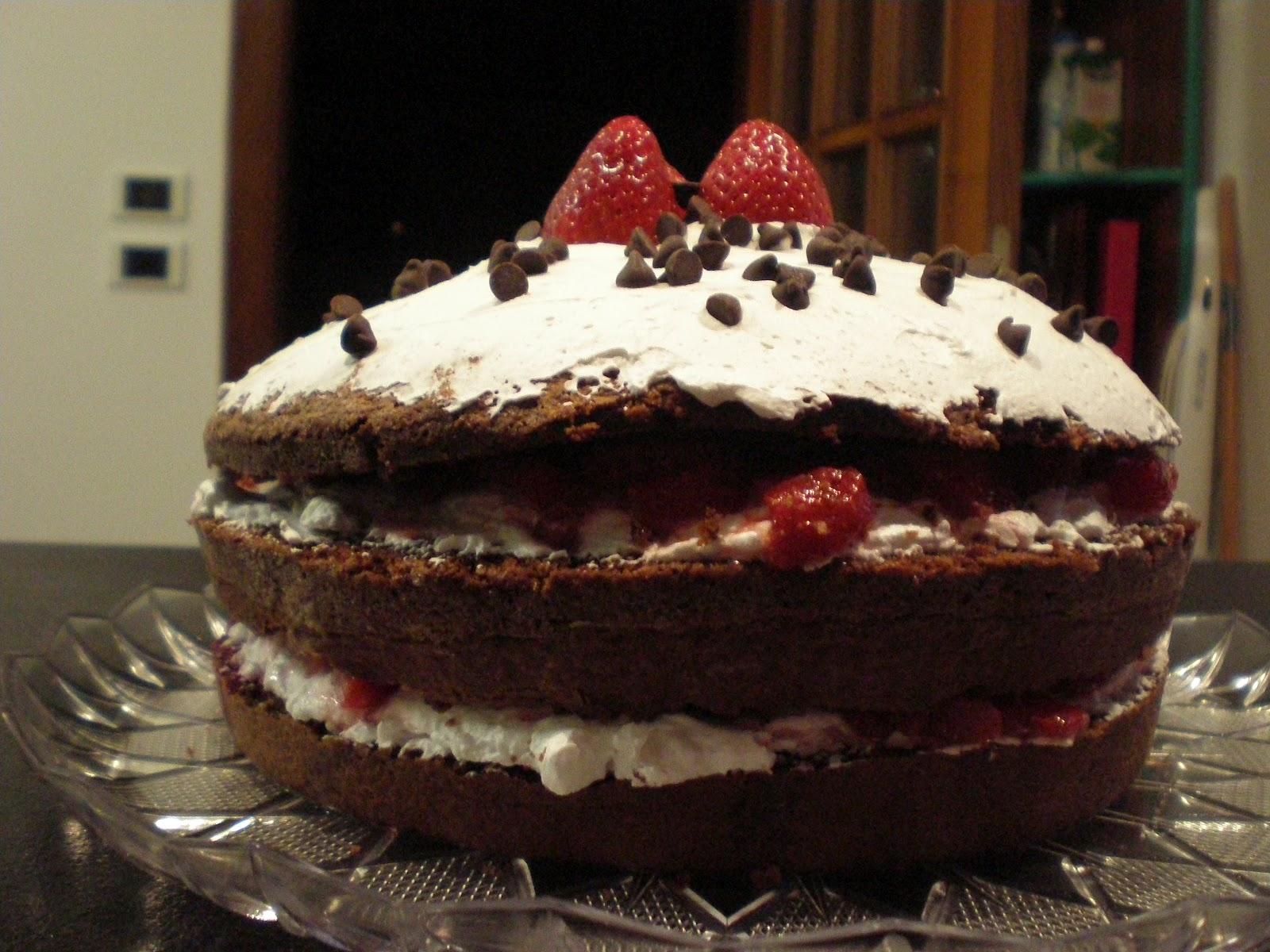 Ricetta Naked Cake - Fidelity Cucina