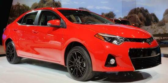 2016 Toyota Corolla Release Date and Redesign