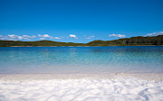 Fraser IslandAustralia (fraser island see theworld pic )