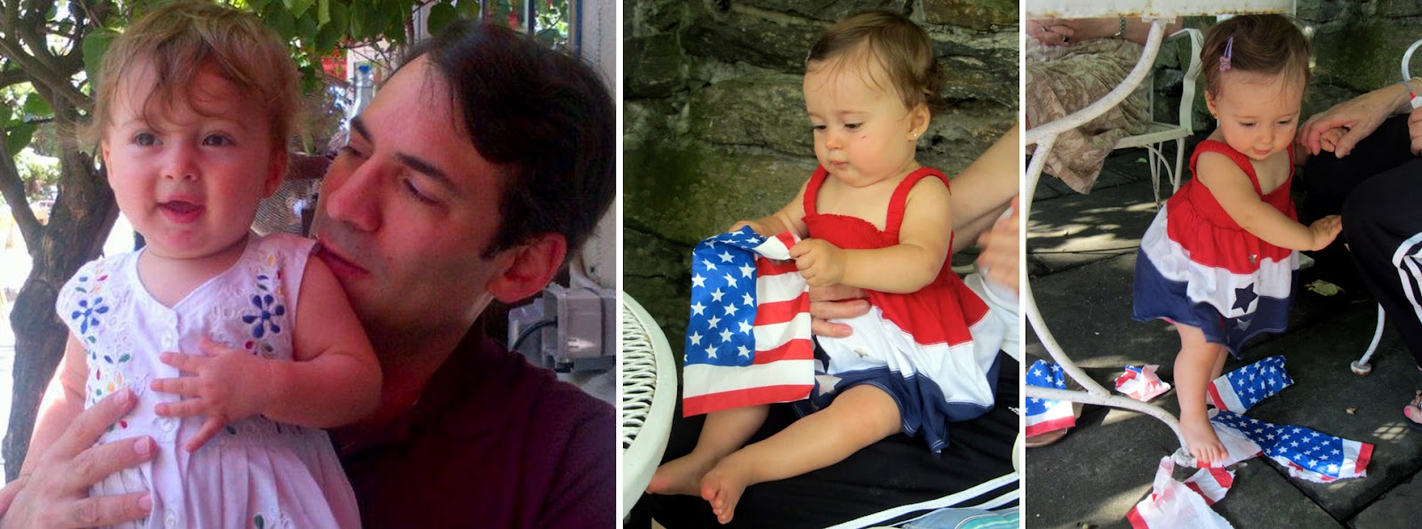 Nicaragua for father s day brunch with papi and a patriotic frock