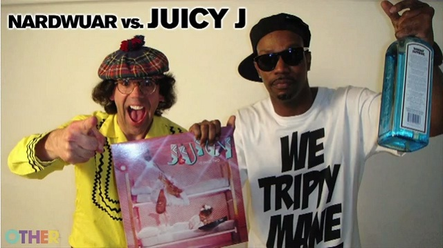 Nardwuar JuicyJ Nardwuar vs. Juicy J (Video)