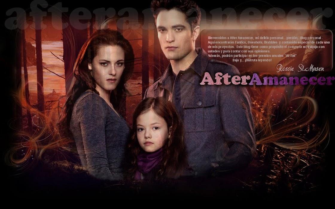 ♥ Después del Amanecer ♥ By:MaR
