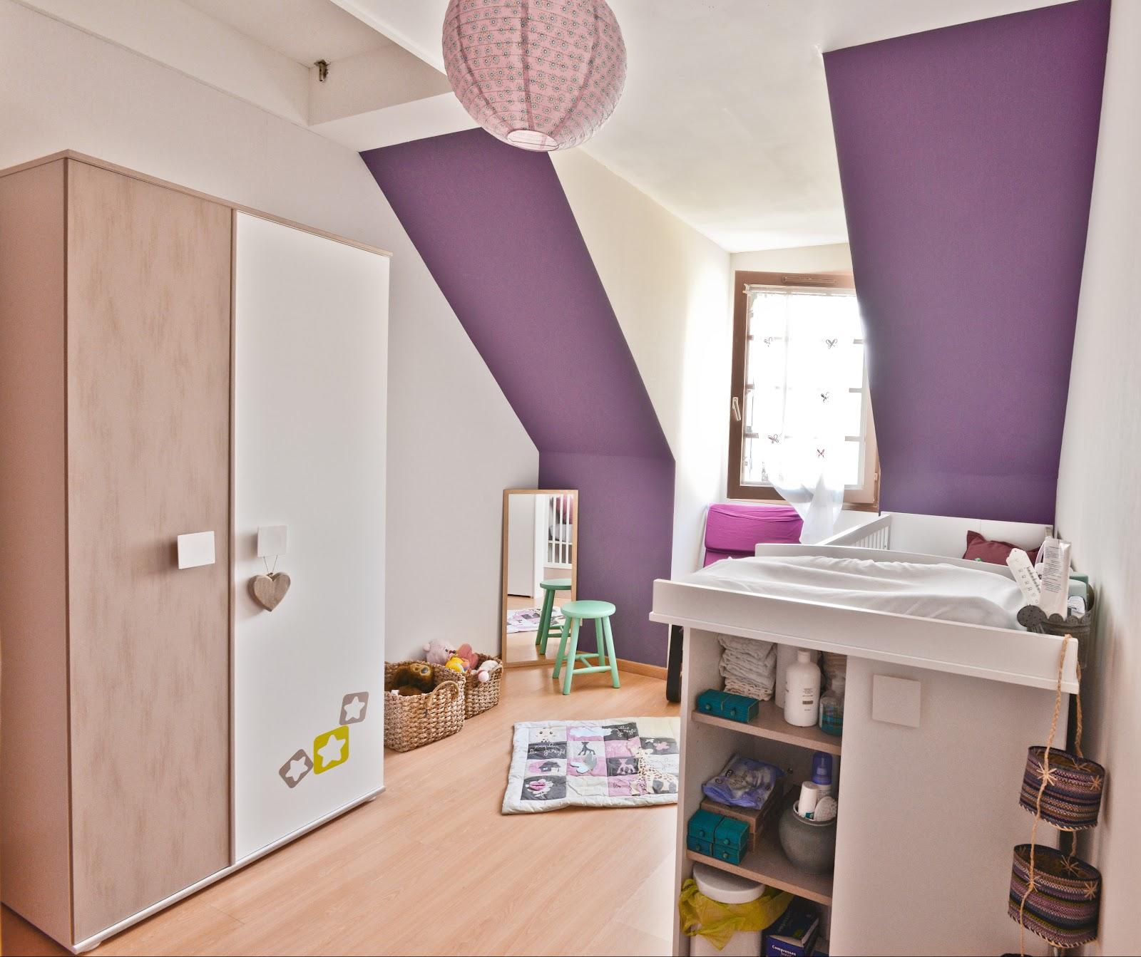 amenagement petite chambre parent bebe avec des id es int ressantes pour la. Black Bedroom Furniture Sets. Home Design Ideas